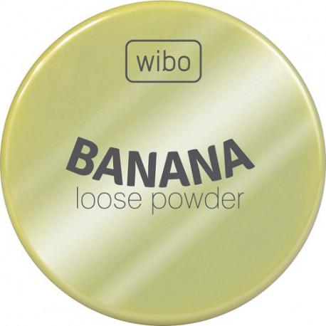 Wibo Banana Loose Powder sypki puder utrwalający