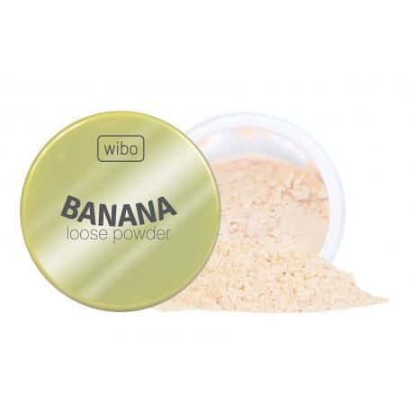 Wibo-Banana-Loose-Powder-sypki-puder-utrwalający-drogeria-internetowa