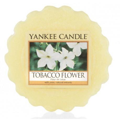 Yankee Candle Tobacco Flower wosk zapachowy