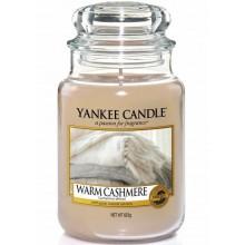 Yankee-Candle-Warm Cashmere-słoik-duży-świeca-zapachowa-drogeria-internetowa-puderek.com.pl