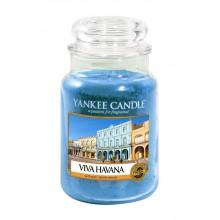 Yankee Candle Viva Havana słoik duży świeca