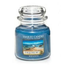 Yankee-Candle-Turquoise-Sky-słoik-średni-świeca-zapachowa-drogeria-internetowa-puderek.com.pl