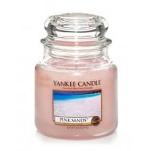 Yankee-Candle-Pink-Sands-słoik-średni-świeca-zapachowa-drogeria-internetowa-puderek.com.pl
