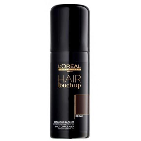 Loreal-Hair-Touch-Up-Brown-spray-maskujący-odrosty-75-ml-drogeria-internetowa-puderek.com.pl