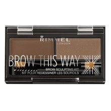 Rimmel-Brow-This-Way-Brow-Sculpting-Kit-002-Medium-Brown-zestaw-cieni-do-brwi-drogeria-internetowa-puderek.com.pl
