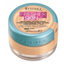 Rimmel-Fresher-Skin-SPF-15-300-Sand-podkład-oddychający-drogeria-internetowa