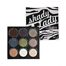 The Balm TheBalm ShadyLady Palette Vol2. paleta 9 cieni do powiek
