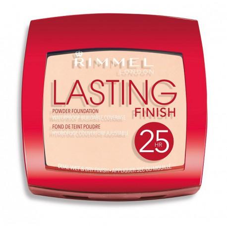 Rimmel-Lasting-Finish-25h-Powder-Foundation-001-Light-puder-kryjąco-matujący-drogeria-internetowa