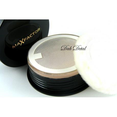 Max Factor puder sypki Loose Powder Translucent transparentny