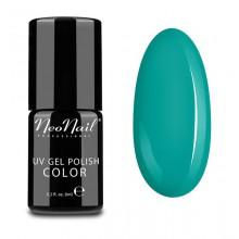 Neonail lakier hybrydowy UV - 3781 Ocean Green 6 ml