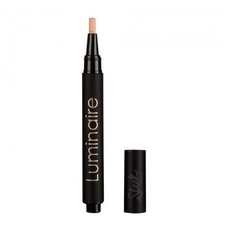 sleek makeup luminaire concealer 01 korektor roz wietlaj cy puder. Black Bedroom Furniture Sets. Home Design Ideas