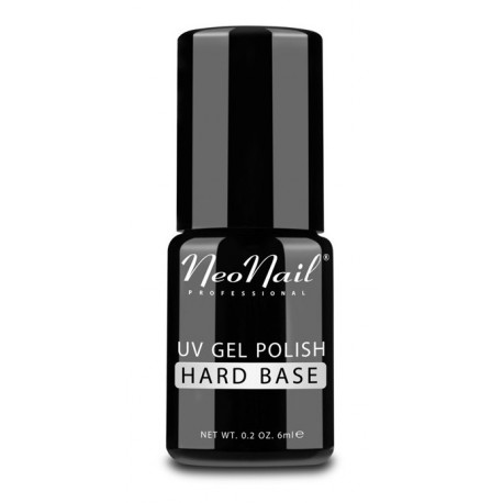 Neonail Hard Base baza pod lakier hybrydowy 6 ml