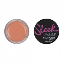 Sleek Makeup  Bare Minimum Pout Polish nawilżający balsam do ust nude
