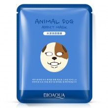 Bioaqua-Animal-Dog-Addict-Mask-maska-w-płacie-drogeria-internetowa