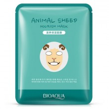 Bioaqua-Animal-Sheep-Addict-Mask-maska-w-płacie-drogeria-internetowa