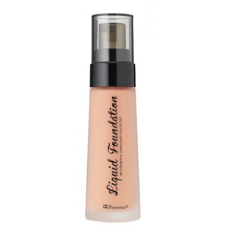Bh-Cosmetics-podkład-Liquid-Foundation-M3-Medium-Olive-drogeria-internetowa