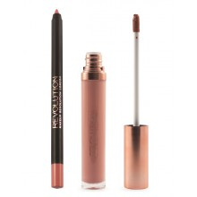 Makeup-Revolution-Retro-Luxe-Kit-Reign-matowa-pomadka-konturówka-do-ust-drogeria-internetowa-puderek.com.pl
