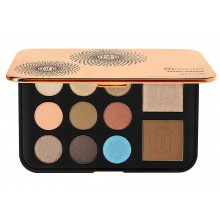 BH-Cosmetics-Bronze-Paradise-Palette-paleta-9-cieni-z-rozświetlaczem-i-bronzerem-cienie-do-powiek-drogeria-internetowa-puderek.c