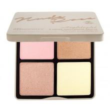 BH-Cosmetics-Nude-Rose-Highlight-Palette-paleta-4-rozświetlaczy-drogeria-internetowa