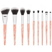 Bh-Cosmetics-Rose-Quartz-Brush-Set-zestaw-9-pędzli-do-makijażu-pędzle-do-makijażu-drogeria-internetowa-puderek.com.pl