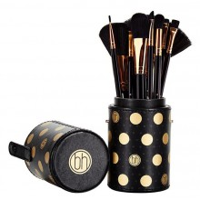 Bh-Cosmetics-Dot-Collection-Brush-Set-Black-zestaw-11-pędzli-do-makijażu-pędzle-do-makijażu-drogeria-internetowa