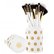 Bh-Cosmetics-Dot-Collection-Brush-Set-White-zestaw-11-pędzli-do-makijażu-drogeria-internetowa