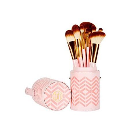 Bh-Cosmetics-Pink-Perfection-Brush-Setzestaw-10-pędzli-do-makijażu-pędzle-do-makijażu-drogeria-internetowa-puderek.com.pl