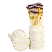 Bh Cosmetics Studded Couture Brush Set zestaw 12 pędzli do makijażu