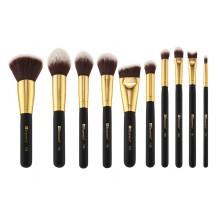 Bh-Cosmetics-Sculpt-and-Blend-2-Brush-Set-zestaw-10-pędzli-do-makijażu-w-kosmetyczce-drogeria-internetowa