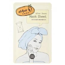Holika-Holika-After-Mask-Sheet-After-Sauna-maska-w-płacie-koreańskie-kosmetyki-drogeria-internetowa-puderek.com.pl