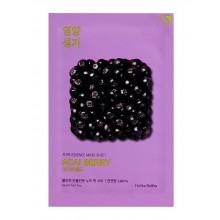 Holika-Holika-Pure-Essence-Mask-Sheet-Acai-Berry-maska-w-płacie-koreańskie-kosmetyki-drogeria-internetowa-puderek.com.pl