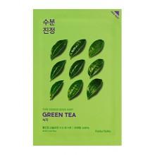 Holika-Holika-Pure-Essence-Mask-Sheet-Green-Tea-maska-w-płacie-koreańskie-kosmetyki-drogeria-internetowa-puderek.com.pl