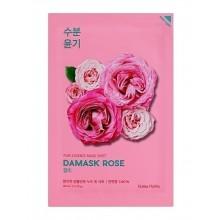 Holika-Holika-Pure-Essence-Mask-Sheet-Damask-Rose-maska-w-płacie-koreańskie-kosmetyki-drogeria-internetowa-puderek.com.pl
