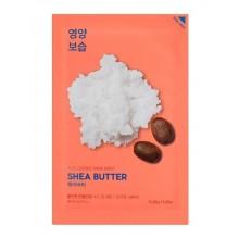 Holika-Holika-Pure-Essence-Mask-Sheet-Sheabutter-maska-w-płacie-koreańskie-kosmetyki-drogeria-internetowa-puderek.com.pl