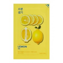 Holika-Holika-Pure-Essence-Mask-Sheet-Lemon-maska-w-płacie-koreańskie-kosmetyki-drogeria-internetowa
