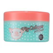 Holika-Holika-Pig-Collagen-Jelly-Pack-maska-kolagenowa-ze-złotem-80-ml-koreańskie-kosmetyki-drogeria-internetowa-puderek-com-pl