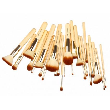 Jessup T140 Bamboo Brushes Set zestaw 15 pędzli do makijażu