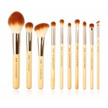 Jessup-T143-Bamboo-Brushes-Set-zestaw-10-pędzli-do-makijażu-pędzle-do-makijażu-drogeria-internetowa-puderek.com.pl
