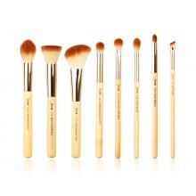 Jessup-T138-Bamboo-Brushes-Set-zestaw-8-pędzli-do-makijażu-pędzle-do-makijażu-drogeria-internetowa-puderek.com.pl