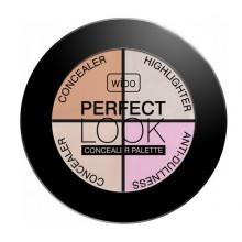 Wibo-Perfect-Look-Concealer-Palette-paleta-kamuflaży-do-twarzy-drogeria-internetowa-puderek.com.pl
