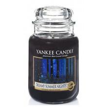 Yankee-Candle-Dreamy-Summer-Night-słoik-duży-świeca-zapachowa-drogeria-internetowa-puderek.com.pl