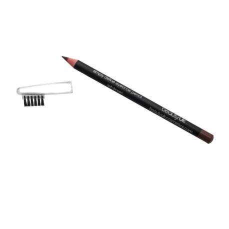 Beauty UK Simply Define Eyebrow Pencil kredka do bri Ash Brown