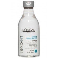 Loreal-Expert-Pure-Resource-szampon-oczyszczający-do-włosów-przetłuszczających-się-250-ml-drogeria-internetowa-puderek.com.pl