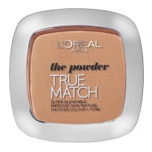 Loreal True Match Powder  Puder prasowany W5 Golden Sand