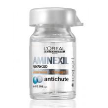 Loreal-Aminexil-Advanced-kuracja-przeciw-wypadaniu-włosów-ampułka-6-ml-drogeria-internetowa-puderek.com.pl