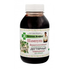 Apteczka Agafii szampon dziegciowy tradycyjny 300 ml