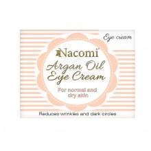 Nacomi Maroccan Argan Cream krem pod oczy 15 ml