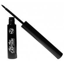 W7 Aye Aye Captain płynny eyeliner Very Black