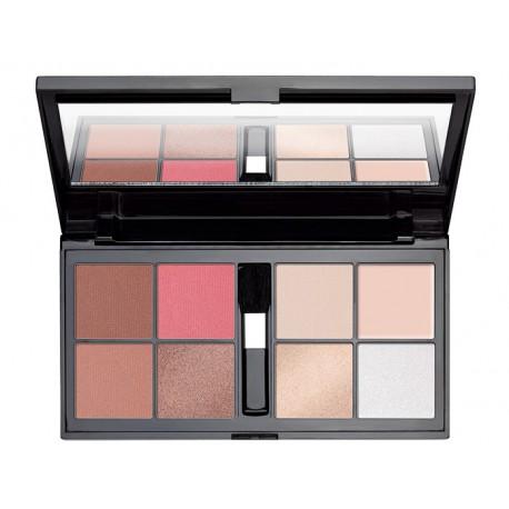 Catrice-Professional-Make-Up-Techniques-paleta-do-makijażu-twarzy-cienie-do-powiek-drogeria-internetowa-puderek.com.pl