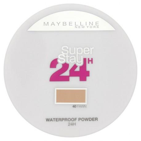 Maybelline-Superstay-24H-Waterproof-Powder-długotrwały-puder-matujący-40-fawn-drogeria-internetowa-puderek.com.pl